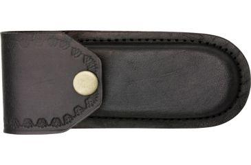 Pakistan 5in. Leather Belt Sheath, Black PA3326BK