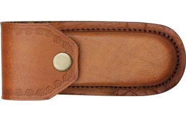 Pakistan 5in. Leather Belt Sheath, Brown PA3326BR