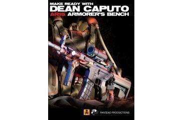 Panteao Make Ready with Dean Caputo - AR15 Armorer's Bench DVD PMR004