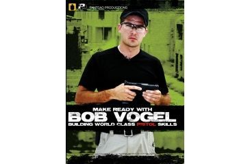 Panteao Make Ready with Bob Vogel - Building World Class Pistol Skills DVD PMR005