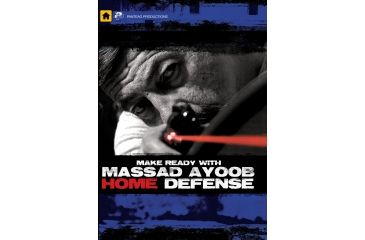 Panteao Make Ready with Massad Ayoob - Home Defense DVD PMR013