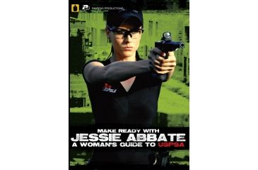Panteao Make Ready with Jessie Abbate - A Woman's Guide to USPSA DVD PMR014