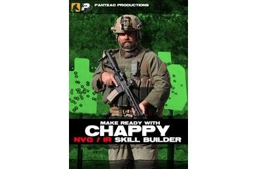 Panteao Productions Make Ready with Chappy: NVG / IR Skill Builder DVD PMR036