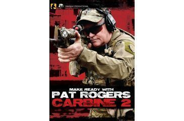 Panteao Productions Pmr022 Make Ready With Pat Rogers Carbine Ii