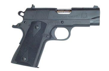 Pearce Handgun Grip 1911 Compact Rubber Side Panel PG-OM2