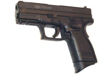 Pearce Grip PGXD45 P10 Grip Extension PGXD45 Black Polymer