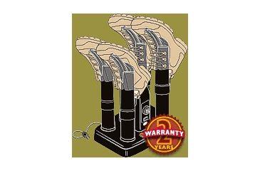 PEET Advantage Dryer w/ Fan, Black M07F