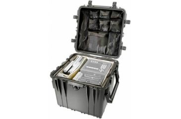 Pelican Cube Case 340 with Lid Organizer & Dividers