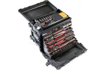 0450 Mobile Tool Chest Removable Drawers