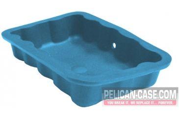 Pelican 1061 Replacement Case Liner for Micro Case, Aqua Blue 1062-965-128