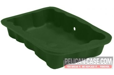 Pelican 1061 Replacement Case Liner for Micro Case, Moss Green 1062-965-138