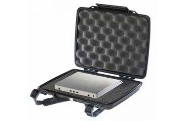 Pelican 1075 HardBack Standard Case, Black 1070-000-110