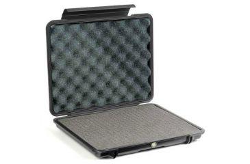 Pelican Black Laptop Case w/ Foam