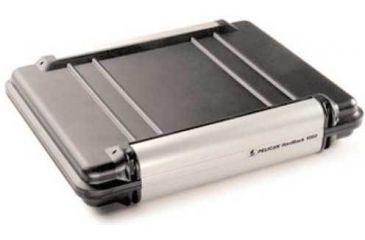 Pelican 1080 HardBack Laptop Computer Waterproof Black Case