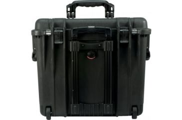 Pelican 1440 Top Loader Medium 20x12x18in Protector Case Black Wphoto Dividers