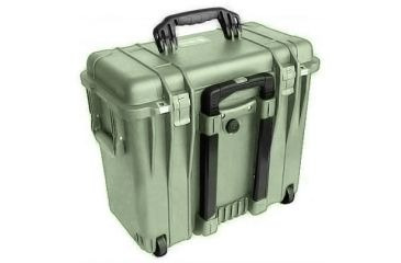 Pelican 1440 Top Loader Medium 20x12x18in Protector Case Od Green No Foam