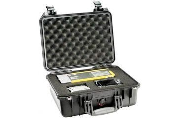 Pelican Black Case 1450 with Foam