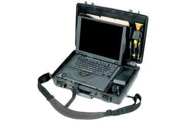 10-Pelican 1490CC1 Laptop Computer Deluxe Carrying Case