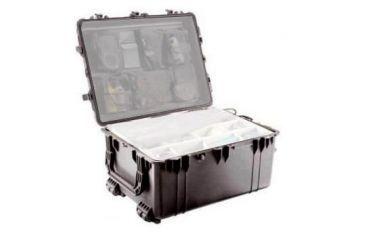 Pelican 1630 Black Protector Large Watertight Hard Cases w/ Foam