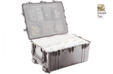 Pelican 1630 Desert Tan Protector Large Watertight Hard Case 1630-001-190