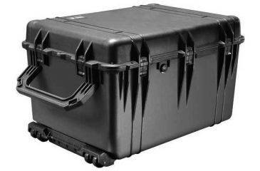 Pelican Large Black Watertight Crushproof Storage and Travel Case 1660 w/ Foam
