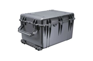Pelican 1664 Large Protector Watertight Hard Case, OD Green w/ Liner & Padded Dividers 1660-024-130