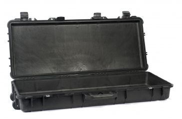 Pelican 1700 Black Rifle Case - no foam
