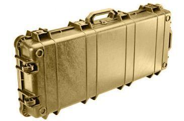 Pelican Rifle Desert Tan Case 1720 w/ Foam