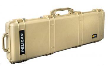 Pelican Desert Tan Rifle Case
