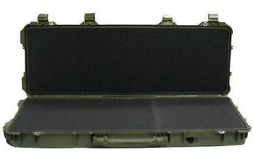 Pelican 1750 Rifle Case, Olive Drab w/ Foam
