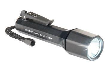 Pelican 2010 SabreLite Recoil LED Waterproof Flashlight, Black Nemo