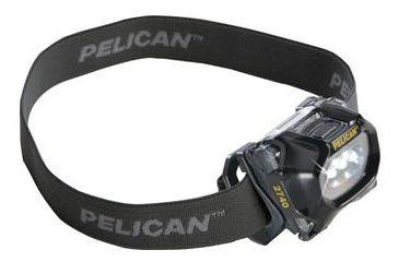Pelican 2740C Headlamp, Black 027500-0100-110