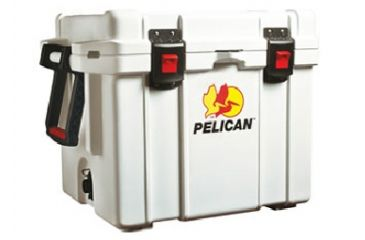 Pelican 65 Quart White Elite Marine Cooler 32-65Q-MC-WHT
