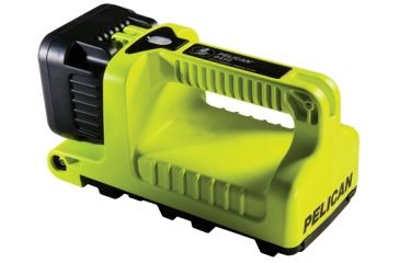 Pelican Yellow Rechargeable LED Flashlight 9410-001-245