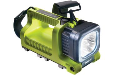 Pelican Yellow Rechargeable LED Light 9410-001-245