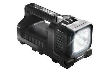 Pelican 9410L, Flashlight, Li-Ion, Led-110V,BK 9410-021-110