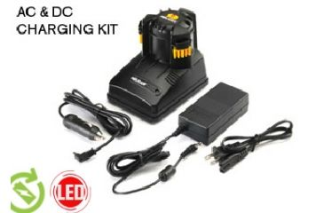 Pelican 9420XL LED Worklight, Charging Kit 094200-0000-110