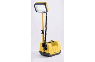 Pelican 9435,led Head With Mast,yellow - 9430-342-245