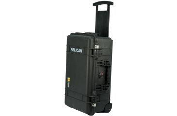 Pelican Black Medium Watertight Case 1510 with Foam 1510-000-110