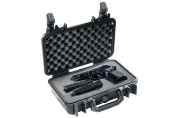 Pelican Case 1170 with Foam and Lid - Black