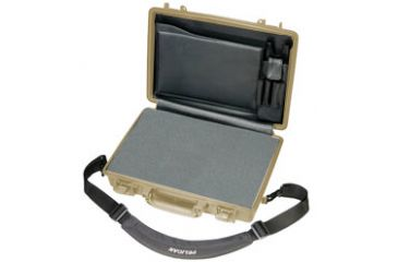 Pelican Desert Tan Notebook Computer Case 1490CC2