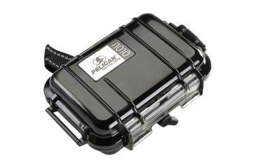 Pelican i1010 iPod Carabiner Loop Black Protector Case