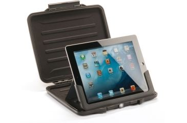 Pelican i1065, Interactive Tablet Case, i-Pad, Tablets to 10.1in., Black 1065-005-110