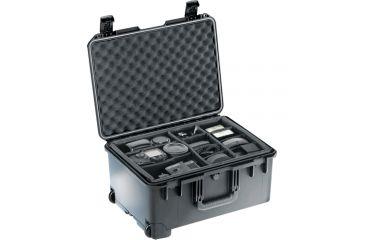 Pelican iM2620 Storm Case w/ Retractable Handle, Wheels, Olive - Cubed Foam iM2620-30001