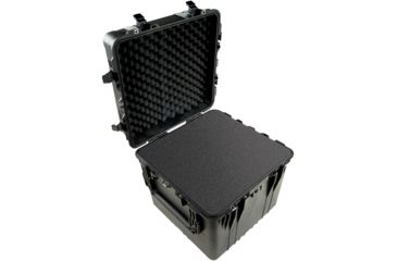 "2-Pelican 0350 Protector Watertight Large 20"" Cube Case"