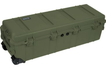 Pelican Long Case 1740 with Foam and Lid - OD Green