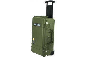 Pelican OD Green Medium Watertight Case 1510 with Foam