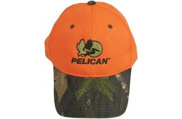 Pelican Orange and Camo Promo Hat Main View