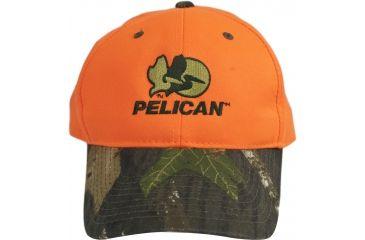 Pelican Orange and Camo Promo Hat View 2