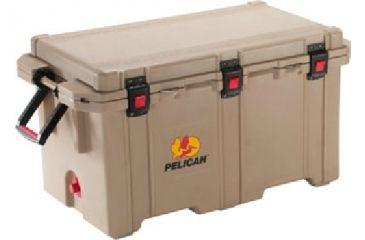 Pelican ProGear  Elite Cooler, Tan, 150 Quart 32-150Q-OC-TAN